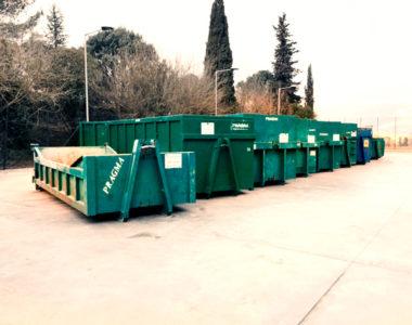 Bonificata intera area intorno Tivoli